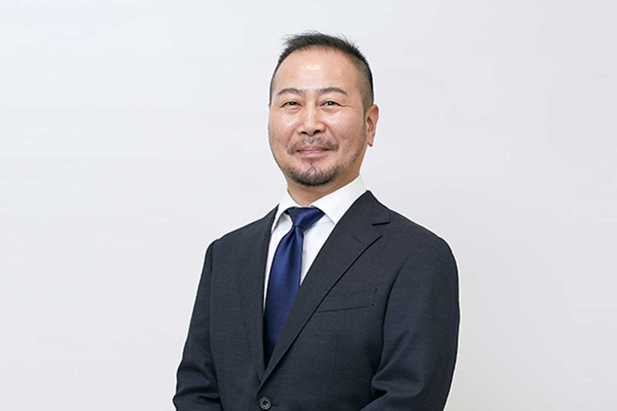 Takuya Mochizuki, Full-time Corporate Auditor